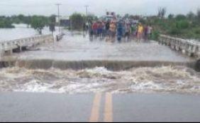 Fornecimento de água é interrompido em Riachão do Jacuípe após fortes chuvas
