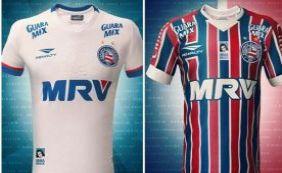 Bahia lança novo uniforme em comemoração aos 85 anos do clube