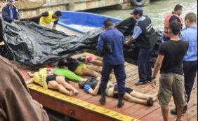 Lancha naufraga no Mar do Caribe e 13 pessoas morrem; brasileira sobrevive