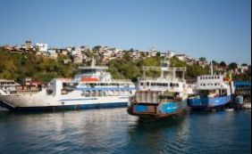 Sistema Ferryboat registra movimento tranquilo neste domingo