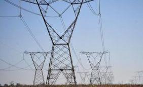 Cinco cidades continuam sem energia elétrica por conta da chuva no estado
