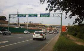 Trecho da Avenida Paralela será interditado por conta de obra do metrô