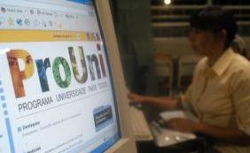 MEC divulga primeira lista de aprovados do Prouni nesta segunda; confira