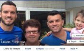 Lucas Fonseca publica foto com camisa do Bahia e reforça indícios de retorno