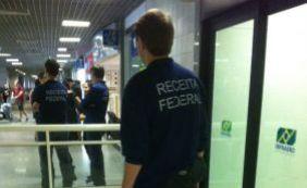Polícia inicia operação em combate ao tráfico no aeroporto nesta segunda-feira