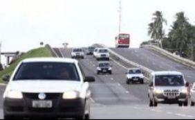 Procissão vai interromper tráfego na Estrada do Coco nesta segunda-feira