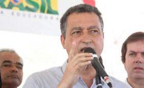 Rui Costa visita Riachão de Jacuípe para avaliar estragos da chuva