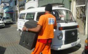 Sucom apreende 48 equipamentos sonoros durante vistoria em Salvador