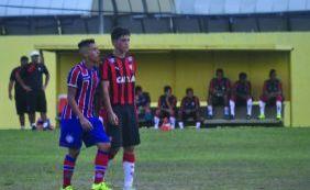 Sub-14: Bahia vence o Vitória por 2 a 0 e conquista Copa Redeball