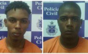 Polícia prende suspeitos de terem assassinado comerciante em Narandiba