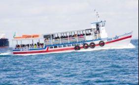 Travessia Salvador-Mar Grande tem movimento moderado nesta terça; confira