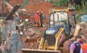Codesal já registra 94 deslizamentos de terra nesta sexta-feira