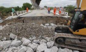 Ponte em Riachão do Jacuípe será liberada nos próximos dias