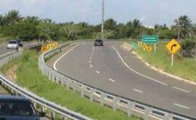 Estrada do Coco terá tráfego alterado nesta quinta-feira