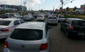 Lavagem de Itapuã: alterações no trânsito deixam fluxo intenso; confira