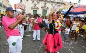 Pelourinho terá reggae, samba e orquestra; confira a programação completa