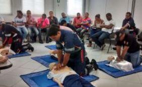 Prefeitura realiza capacitações para agentes do Samu em Lauro de Freitas