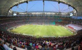 Ministério do Esporte avalia estádios do país e dá nota máxima para Fonte Nova