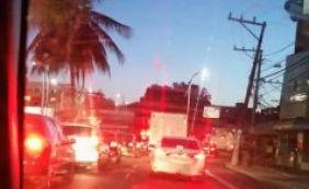 Trânsito: acidentes provocam complicações nesta quinta-feira