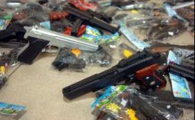 Polícia prende garoto que agia com arma de brinquedo em Castelo Branco