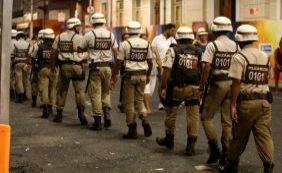 PM diz que objetivo é fazer folião ter sensação de segurança no Carnaval