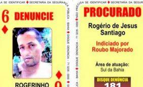 Mais um integrante do Baralho do Crime é preso em Feira de Santana