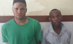 Polícia prende assaltantes de carro que agiam em Salvador e no interior