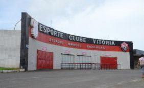 Vitória promete investimento de R$ 4,2 milhões em melhorias no Barradão