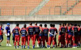 Bahia encerra preparação para estreia no Baiano e divulga relacionados