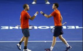 Brasileiro forma dupla com britânico e conquista Grand Slam na Austrália