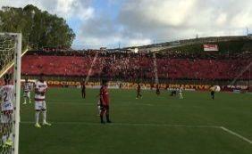 Marinho marca e Vitória vence na estreia do Campeonato Baiano por 3 a 0