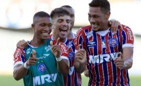 De virada, Bahia vence Juazeirense na estreia do Campeonato Baiano 2016