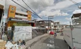 Troca de tiros deixa dois feridos na Ladeira do Curuzu