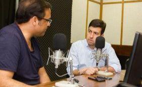 """""""Nessa festa não se fala de política"""", afirma Pinheiro sobre eleição de 2016"""