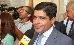 ACM Neto garante que governador será convidado para abertura do Carnaval
