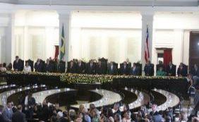 Maria do Socorro Barreto toma posse da presidência do Tribunal de Justiça