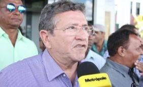 Luiz Caetano diz não estar assustado com oposição em Camaçari