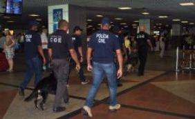 Mais de 40 voos são vistoriados em operação da polícia no Aeroporto de Salvador