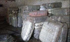 Polícia recupera carga de meias avaliada em R$ 160 mil em Brumado