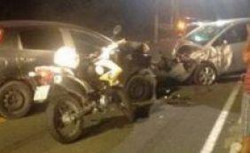 PM envolvido em acidente que matou mulher em Lauro ainda não se apresentou
