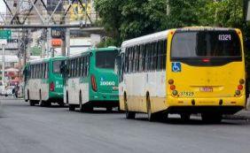 Por descumprimento de acordo, ônibus vão circular só das 6h às 18h no Carnaval