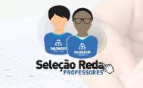 Prefeitura de Salvador oferece mais de mil vagas para professor