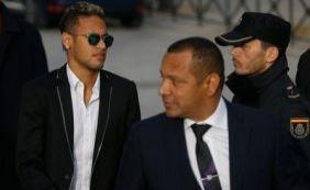 Neymar presta depoimento a tribunal em Madri por suspeita de fraude