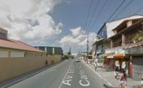 Homem morre após ser atropelado por ônibus em Cajazeiras