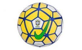 Empresa americana divulga bola do Campeonato Brasileiro 2016