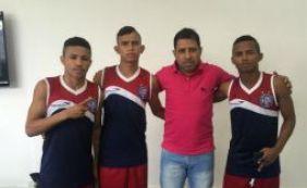 Bahia contrata três destaques do Pará na Copa São Paulo