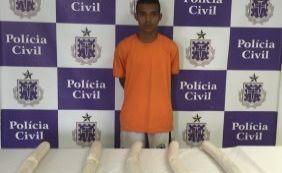 Polícia prende homem que vendia explosivos para assaltantes de banco