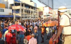 SSP reforça policiamento para abertura do carnaval em Salvador