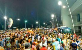 Circuito Sérgio Bezerra: fanfarras marcam primeiro dia de Carnaval na Barra