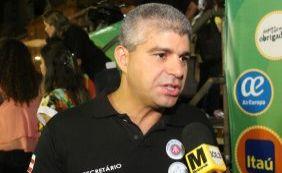 Secretário ressalta investimento de R$ 42 milhões na segurança do Carnaval